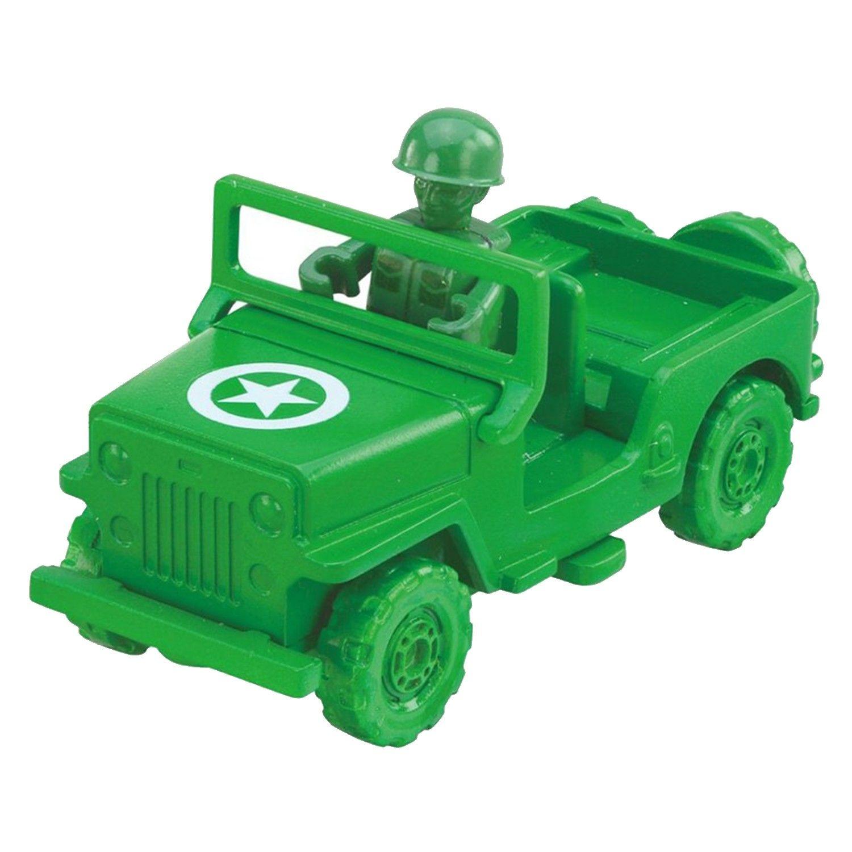 Tomica - 【TOMICA】玩具總動員 TS-05 綠色小兵 小車
