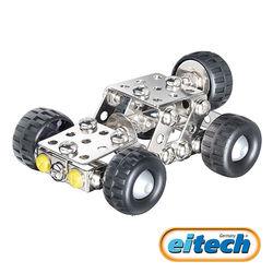 【德國eitech】益智鋼鐵玩具-迷你吉普車 C57