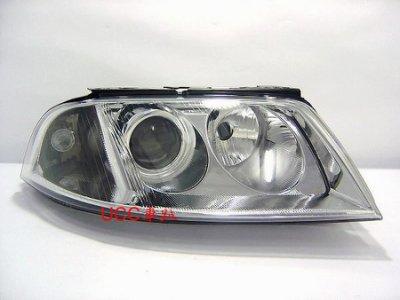 【UCC車趴】VW 福斯 PASSAT 01 02 03 04 05 B55 原廠型 大燈 (TYC製) 一組5000
