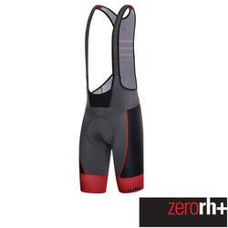 ZeroRH+ 義大利專業SPEEDCELL流線型低風阻競賽自行車褲(男) ●黑、灰、白● ECU0314