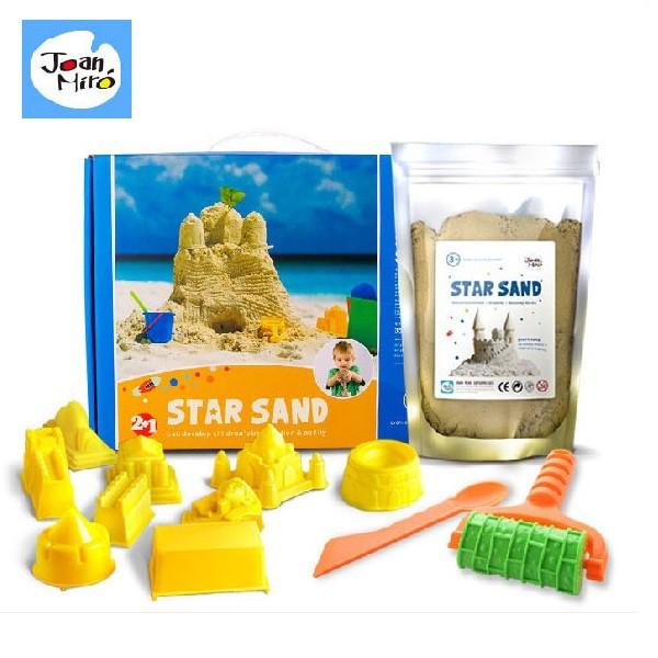 西班牙 JOANMIRO 魔力星空沙套裝組(1KG星空沙+模具組)