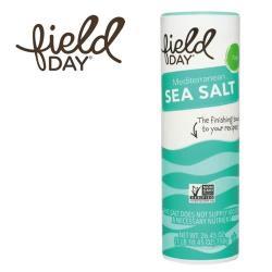 【Field Day 踏青日】西班牙進口 地中海天然細海鹽2罐優惠組(750g x 2)
