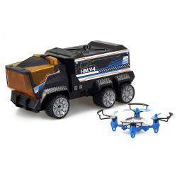 【 Silverlit 】超能無人機 卡車任務組