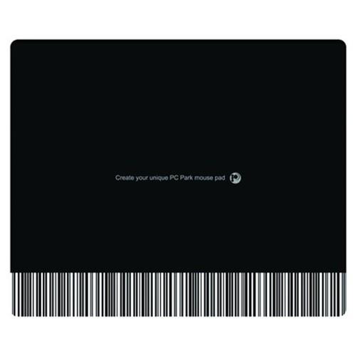 PC Park Line 超優質滑鼠墊 適用於各類滑鼠 黑色