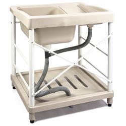 Aaronation - 新型塑鋼洗衣槽 - GU-A1008