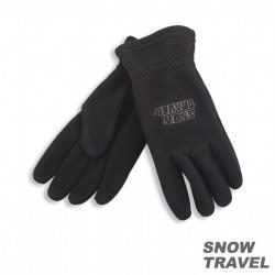 SNOWTRAVEL WINDBLOC防風透氣手套 (黑色)