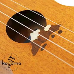 Koyama ICE-S 21吋單板烏克麗麗