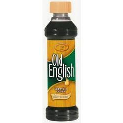 美國 Old English  高級木質傢俱保養油-淺色木質修護專用236mlx1
