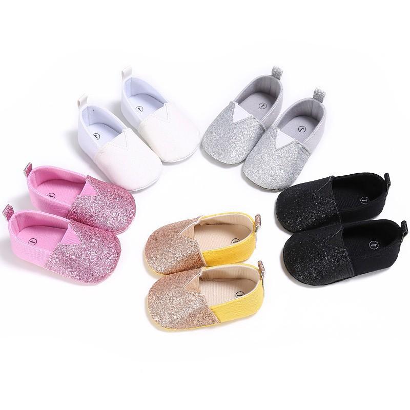 兒童男嬰可愛軟底鞋踝帆布童鞋【IU貝嬰屋】