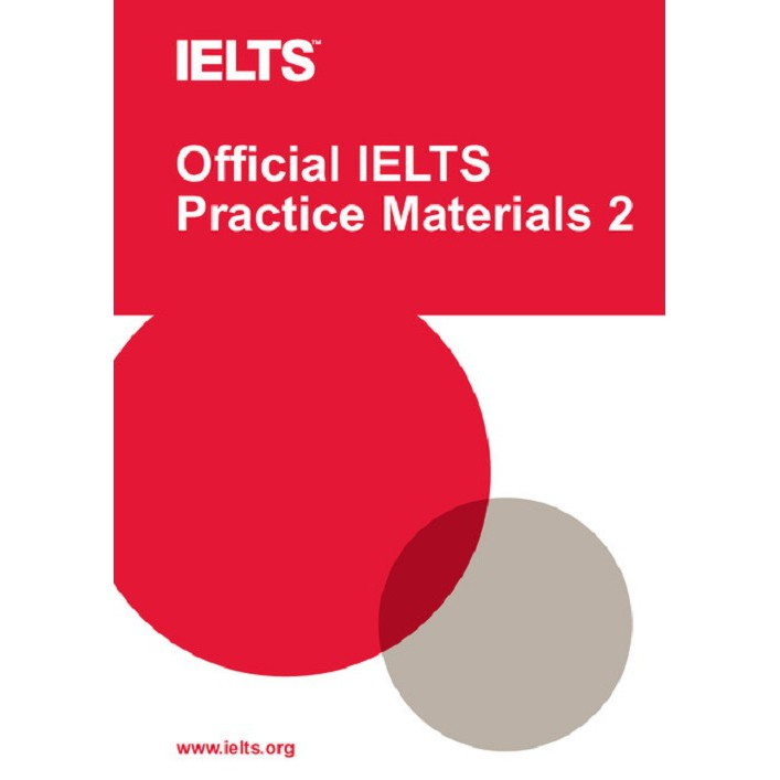 【華泰劍橋】Official IELTS Practice Materials 2 with DVD