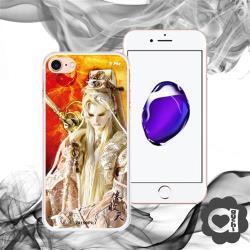 【亞古奇 X 霹靂】倦收天 Apple iPhone 7/iPhone 8 共用4.7吋雙料材質彩繪手機殼-首創穿透式立體印刷