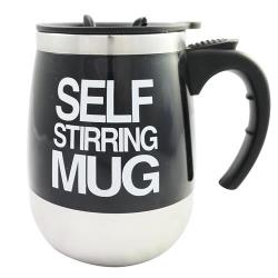 SELF STIRRING MUG 不鏽鋼自動攪拌杯 HF-706
