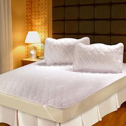 【五星級飯店指定專用】雙人保潔墊超值三件組