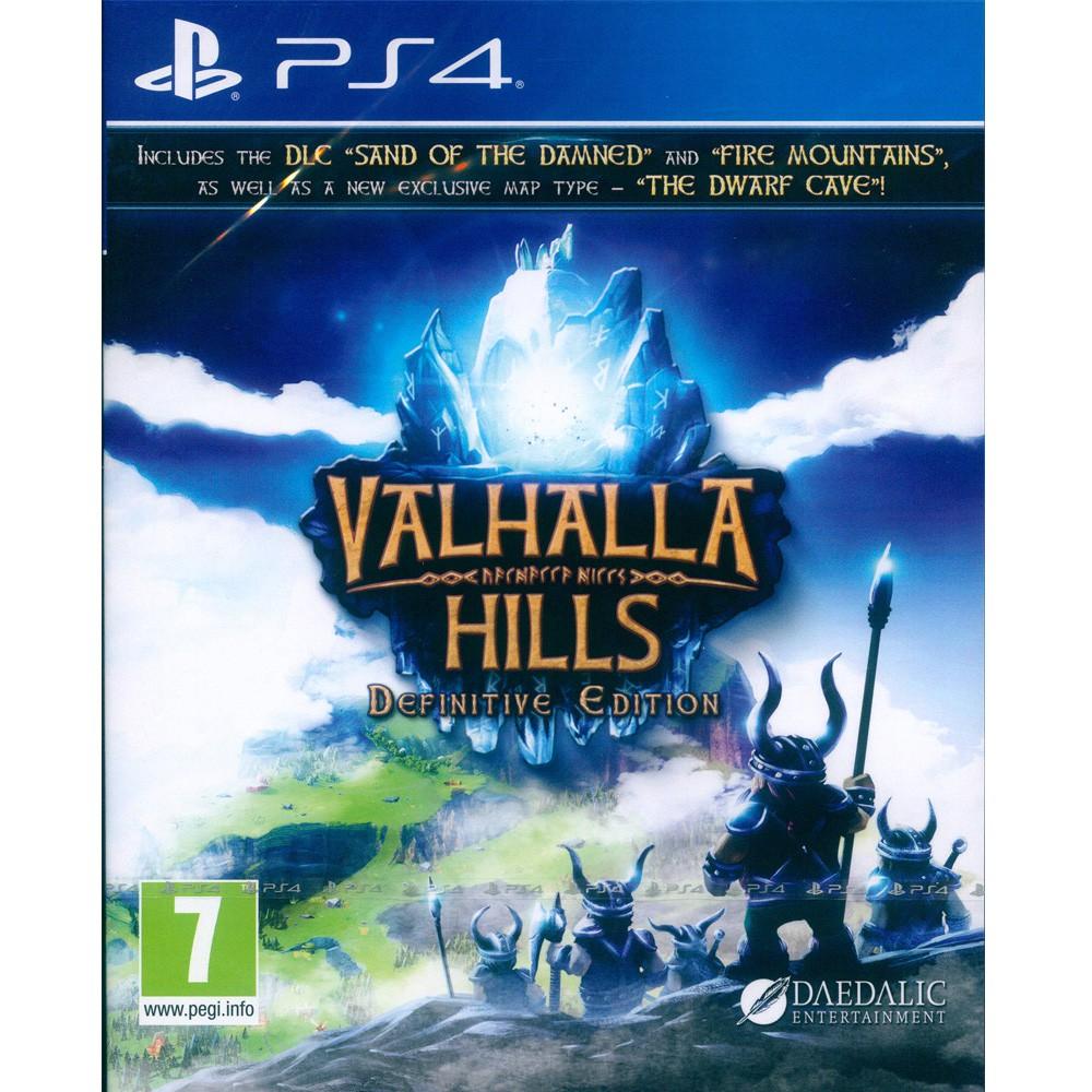 PS4 工人創世紀 最終版 中英日文歐版 Valhalla Hills - Definitive【一起玩】(現貨全新)