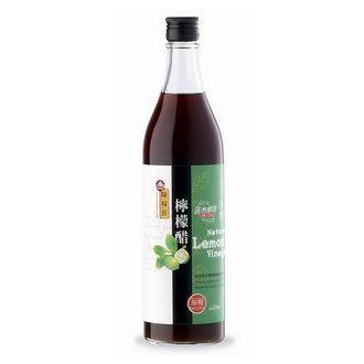 陳稼莊 檸檬醋(加糖) 600ml/瓶