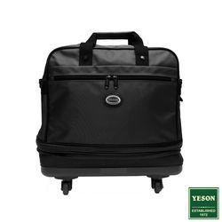 DF BAGSCHOOL - 台灣YESON商旅出遊可加大容量旅行輪袋-共2色