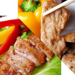 ◎令人懷念的古早味|◎外皮薄脆,雞腿肉Q彈多汁。|◎經濟實惠令人感動的價格品牌:好神類型:肉品組合及加工品種類:排骨,雞腿食用方式:烹調再食用內容量(g/份):醬醃去骨雞腿排成分---雞肉、水、糖、鹽