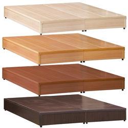 【顛覆設計】百搭必備3.5尺單人床底-六分板(四色可選)