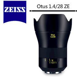 蔡司 Zeiss Otus 1.4/28 ZE (公司貨) For Canon
