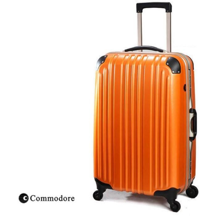 Commodore 戰車 29吋硬殼 4輪 霧面 防刮 材質 旅行箱 行李箱 9809 加賀皮件