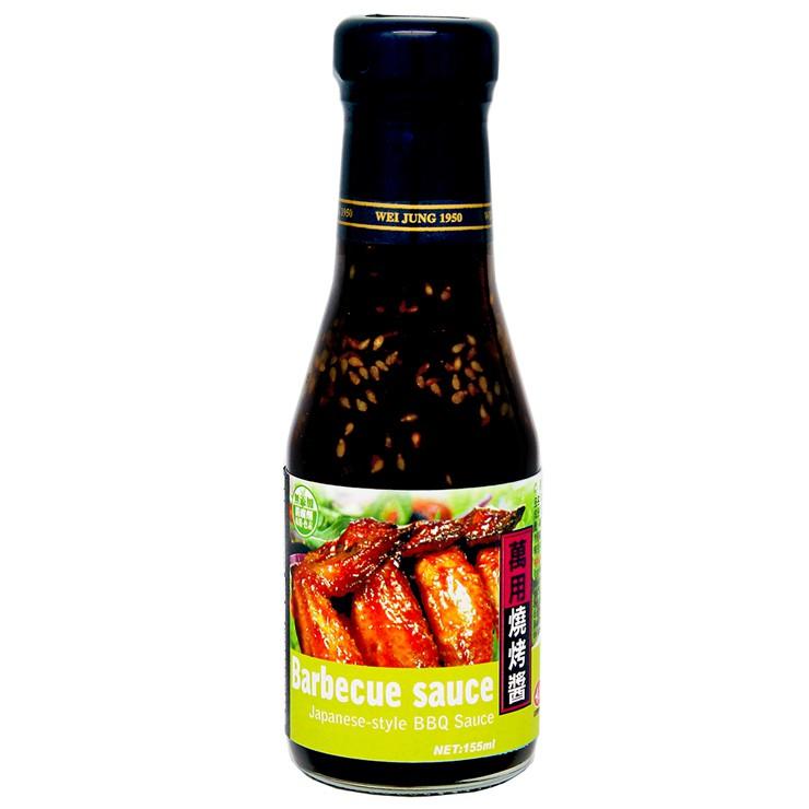 【味榮】萬用燒烤醬155ml