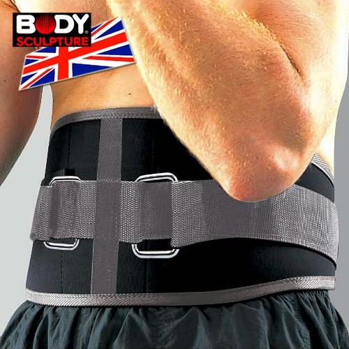 【BODY SCULPTURE】BW-2550二件式舉重腰帶C016-2550健身舉重帶運動防護腰帶重量訓練推薦