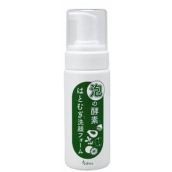 ビューナ 泡の酵素はとむぎ洗顔フォーム