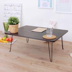 頂堅 寬80x深60x高31公分-折疊桌 野餐桌 摺疊桌 和室桌 休閒桌 矮桌-三色可選