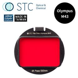 STC Clip Filter IR Pass 590nm 內置型 紅外線通過濾鏡 for Olympus M43