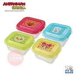 麵包超人-AN麵包超人離乳食分裝盒4入(小)