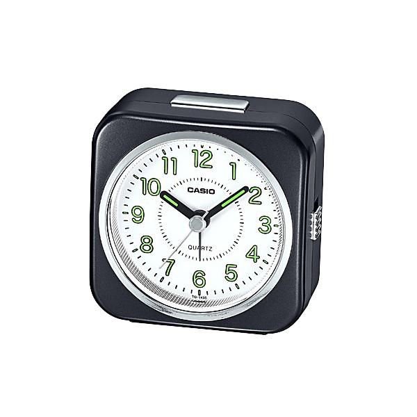 【CASIO卡西歐】簡約鬧鐘系列/TQ-143S-1