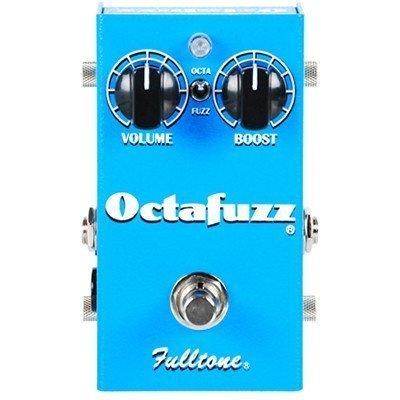 『立恩樂器』免運優惠 Fulltone OctaFuzz 美國 手工 破音 效果器