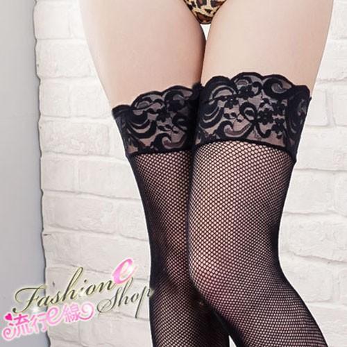 [台灣現貨]蕾絲小網襪一般尺寸加大尺寸網襪角色扮演OL制服派對配件B281