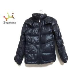 バーバリーロンドン Burberry LONDON ダウンジャケット サイズ38 L レディース 美品 黒 冬物 新着 20190619