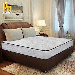 ASSARI-防潑水二線獨立筒床墊(單人3尺)