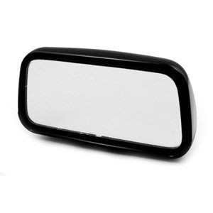 車之嚴選 cars_go 汽車用品【BW-32】日本 NAPOLEX 車用後視鏡 黏貼可調式倒車停車後視廣角曲面輔助鏡