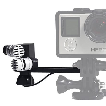 兆華國際 DYNASONIC EM-145 XY式立體聲麥克風 for GoPro