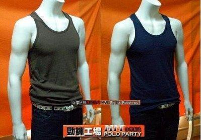 【勁褲工場】100%台灣製造MIT 買五再送一 挖背背心 一般背心