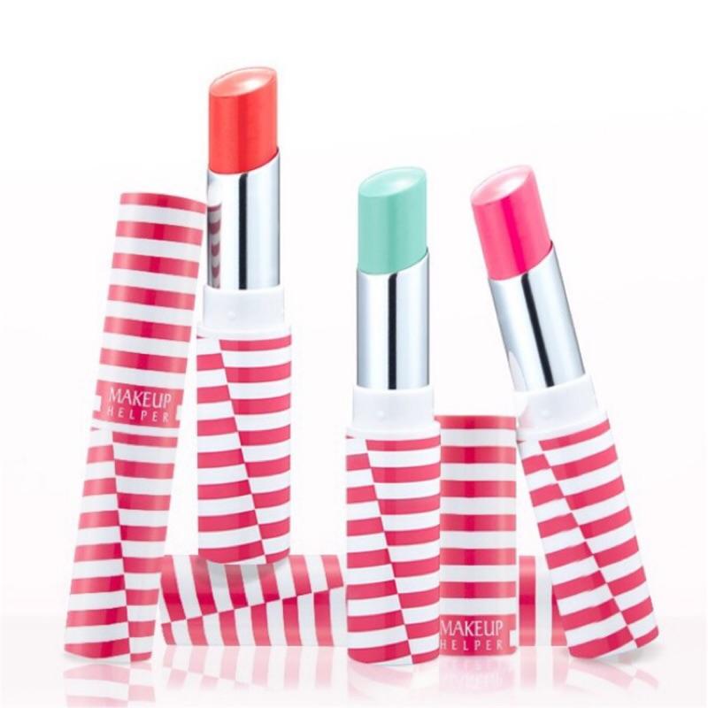 【即期福利品】 DSB ALL DAY 變色護唇膏 粉色 綠色 橘色