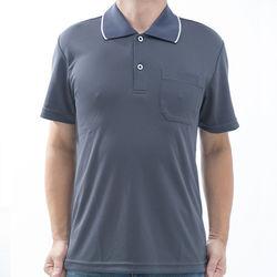 【SAIN SOU】台灣製吸濕排汗速乾短袖POLO衫T26536-15
