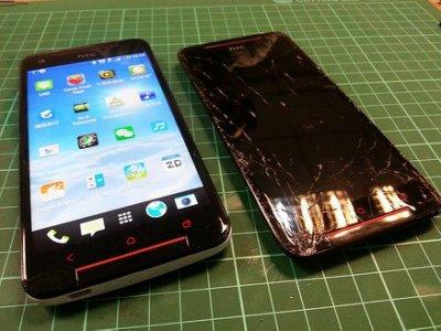 【台北橋快修】HTC ButterflyS 蝴蝶S 液晶 LCD 螢幕 總成 面板 玻璃 維修 901e 蝴蝶機S