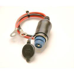 【第六元素】電集棒專用DC12V單孔插座-行動