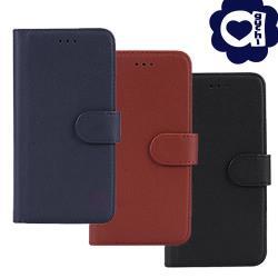 Samsung Galaxy Note 8 柔軟羊紋二合一可分離式兩用皮套 側掀磁扣 TPU 內殼完整包覆手機殼/保護套-藍棕黑
