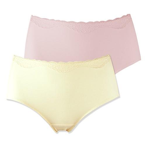【蕾黛絲】抑菌紗高腰褲M-EEL(4件組)
