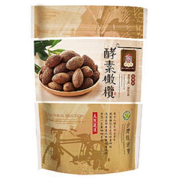 綠源寶~酵素橄欖200公克/包