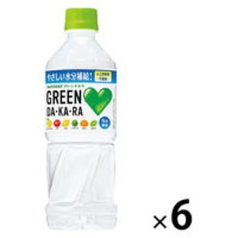 サントリー GREEN DA・KA・RA(グリーン ダカラ) 500ml 1セット(6本)