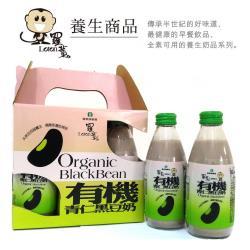 【羅東鎮農會】羅董有機青仁黑豆奶禮盒組 (245毫升 x 6瓶)