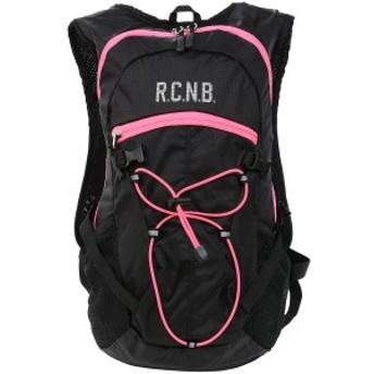【セール】 ナンバー ランニング バッグ 9Lバックパック NB-Y18-302-056 ブラック/ピンク