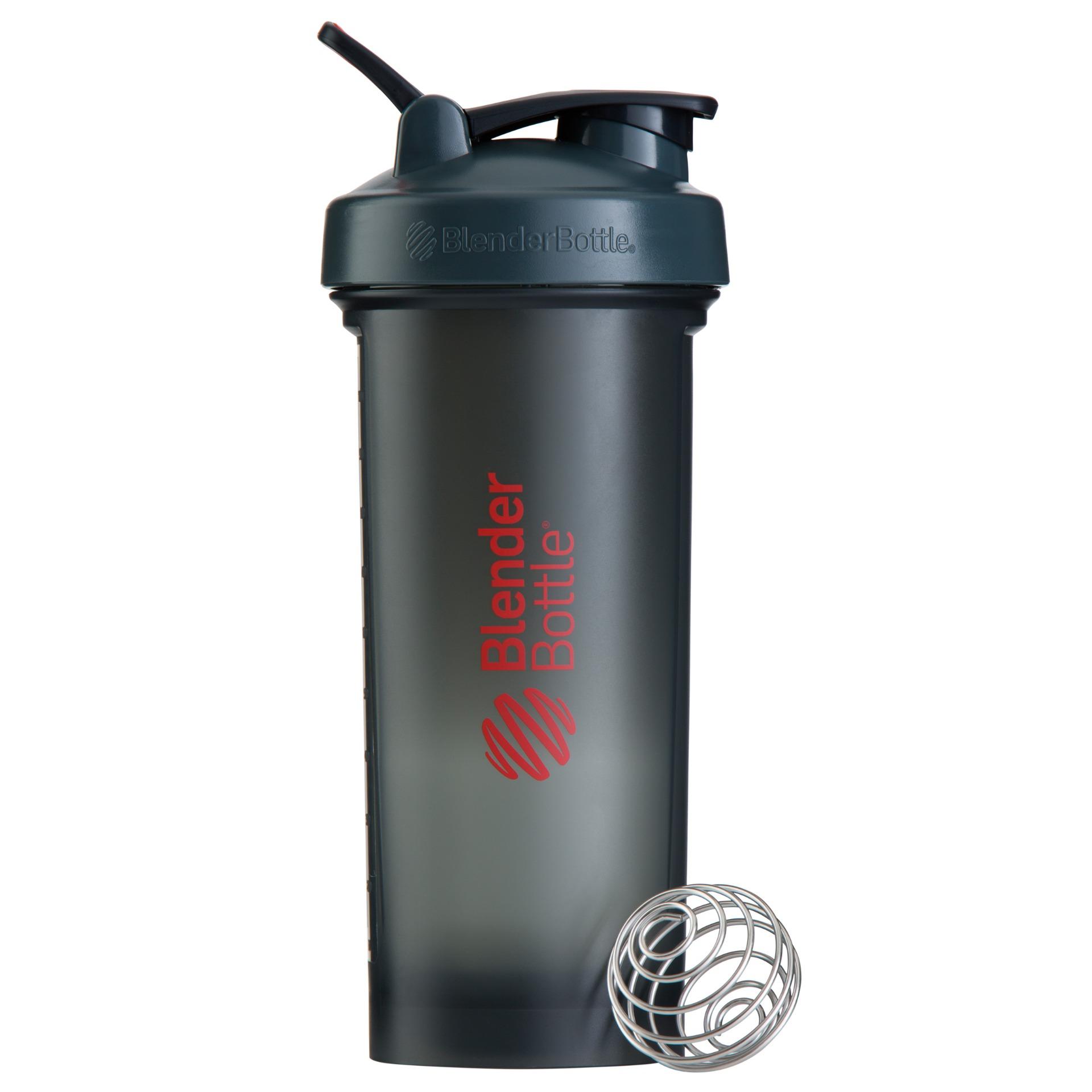 [Blender Bottle]  Pro45搖搖杯(1330ml/45oz)-紅/灰