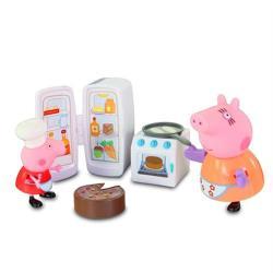 【粉紅豬小妹】廚房玩具組 PE06148